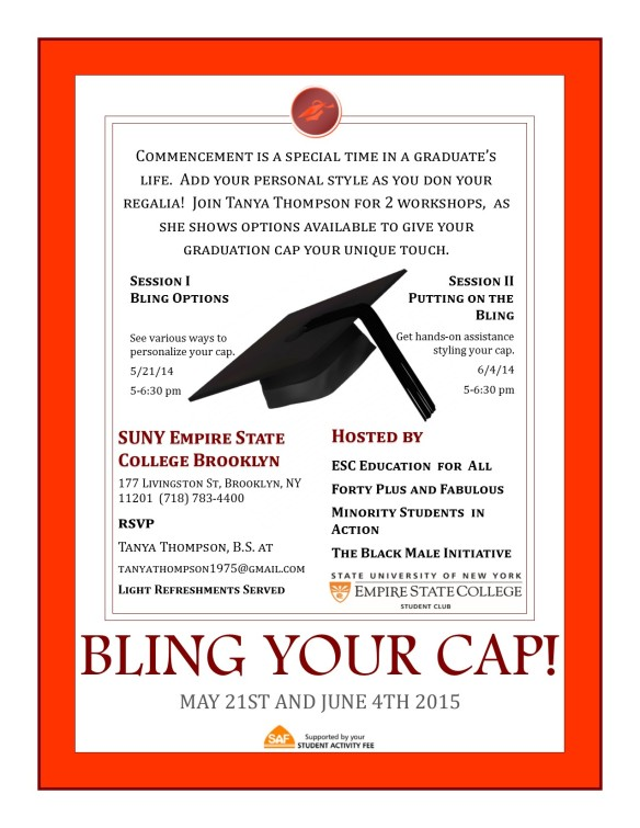 BLING Your Cap