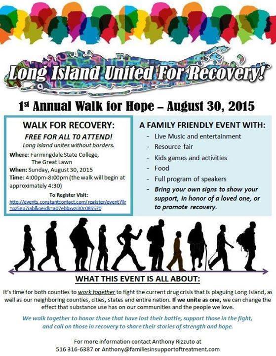 FIST Walk, August 30