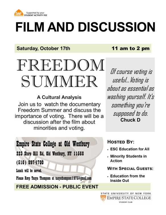 Freedom Summer Film